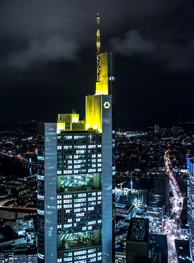 Commerzbank-Tower Frankfurt am Main
